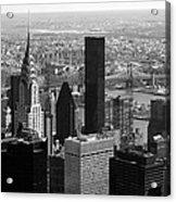 Manhattan Acrylic Print by RicardMN Photography