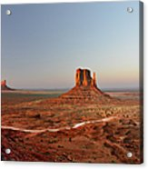 Monument Valley Acrylic Print by Christine Till