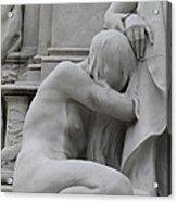 Sadness Acrylic Print by Stefan Kuhn