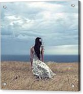 Windy Day Acrylic Print by Joana Kruse