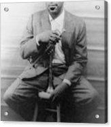Dizzy Gillespie (1917-1993) Acrylic Print by Granger