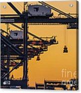 Industrial Acrylic Print by Svetlana Sewell