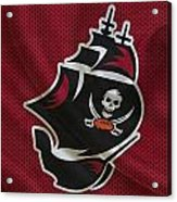 Tampa Bay Buccaneers Acrylic Print by Joe Hamilton