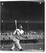 George H. Babe Ruth Acrylic Print by Retro Images Archive