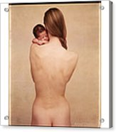 Untitled Acrylic Print by Anne Geddes