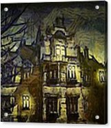 a la van Gogh Acrylic Print by Gun Legler