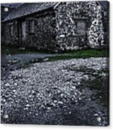 Abandoned Farm Acrylic Print by Svetlana Sewell