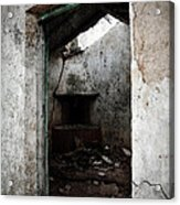 Abandoned Little House 1 Acrylic Print by RicardMN Photography
