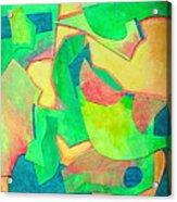 Adagio Acrylic Print by Diane Fine