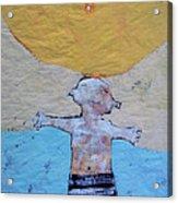 Aetas No 7 Acrylic Print by Mark M  Mellon