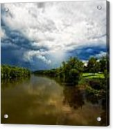 After The Storm Acrylic Print by Everet Regal