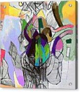 Aging Process 22c Acrylic Print by David Baruch Wolk