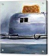 Airsteam Toaster Acrylic Print by Sunny Avocado