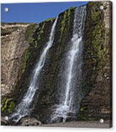 Alamere Falls Three Acrylic Print by Garry Gay