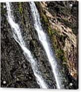 Alamere Falls Two Acrylic Print by Garry Gay