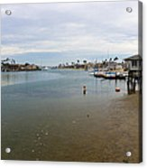 Alamitos Bay Acrylic Print by Heidi Smith
