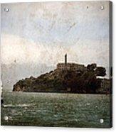 Alcatraz Island Acrylic Print by RicardMN Photography