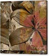 Alexia Iv Acrylic Print by Yanni Theodorou