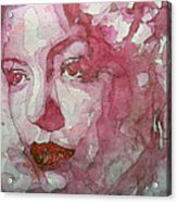All Of Me Acrylic Print by Paul Lovering