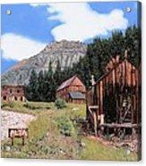 Alta In Colorado Acrylic Print by Guido Borelli