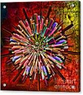 Alter Ego Acrylic Print by Deborah Benoit