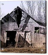 American Rural Acrylic Print by Tom Mc Nemar