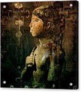 Ancient Egypt Acrylic Print by Gun Legler