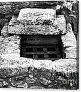 Ancient Escape Acrylic Print by John Rizzuto