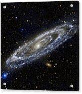 Andromeda Acrylic Print by Adam Romanowicz