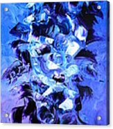 Angels Sky Acrylic Print by Isabelle Vobmann