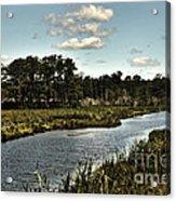 Assateague Island - A Nature Preserve Acrylic Print by Gerlinde Keating - Galleria GK Keating Associates Inc