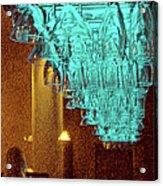 At The Bar Acrylic Print by Ben and Raisa Gertsberg