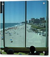 Atlantic City - 12124 Acrylic Print by DC Photographer