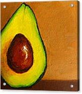 Avocado Palta Vi Acrylic Print by Patricia Awapara