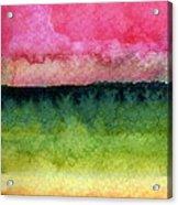 Awakened Acrylic Print by Linda Woods