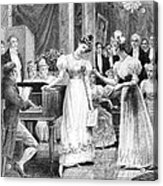 Balzac: A Woman Of Thirty Acrylic Print by Granger