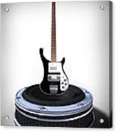 Bass Desplay V1 Acrylic Print by Frederico Borges