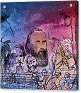 Battle Of Gettysburg Tribute Day One Acrylic Print by Joe Winkler