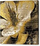 Beautiful Acrylic Print by Yanni Theodorou