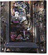 Berlin Graffiti - 2  Acrylic Print by RicardMN Photography