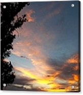 Between Night And Day Acrylic Print by Glenn McCarthy Art and Photography