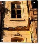 Beyoglu Old House 01 Acrylic Print by Rick Piper Photography