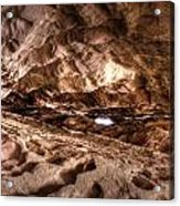 Bible Rock Acrylic Print by Semion Kovaliov