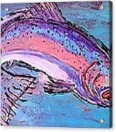 Big Gulp Acrylic Print by Owl Jones