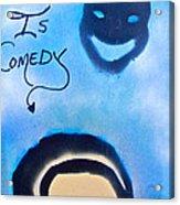 Bill Cosby Acrylic Print by Tony B Conscious