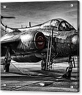 Blackburn Buccaneer Acrylic Print by Jason Green