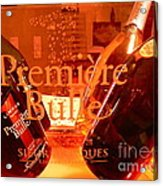 Cheers.. Acrylic Print by France  Art