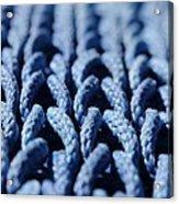 Blue Acrylic Print by Dan Holm
