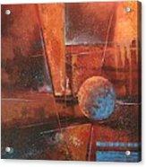 Blue Planet Acrylic Print by Tom Shropshire