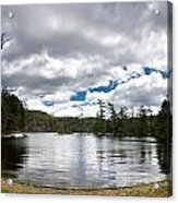 Bon Echo Lagoon Panorama Acrylic Print by Cale Best